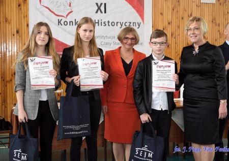 Czasy stanisławowskie - informacja o konkursie