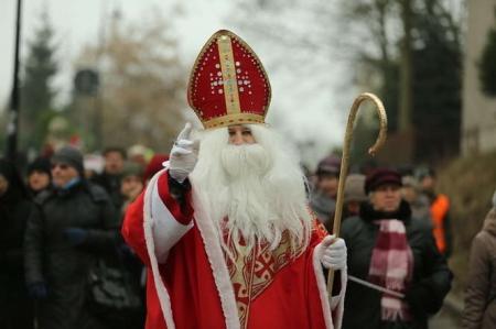 I Ty możesz zostać św. Mikołajem...