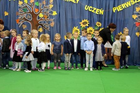 Powitanie przedszkolaków