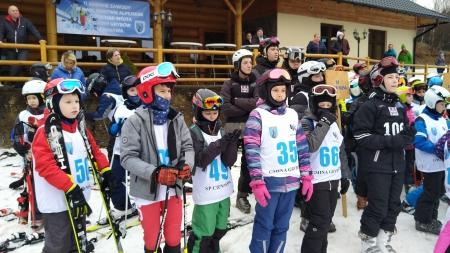 Gminne Zawody w Narciarstwie Alpejskim o Puchar Wójta