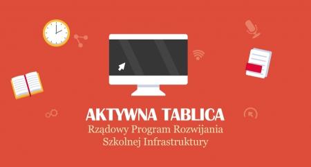 Aktywna Tablica - sprawozdanie